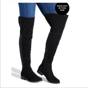 Aaliyah Thigh High Boot
